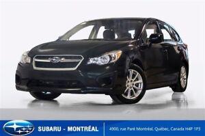 2014 Subaru Impreza Touring Hatchback One owner, lease return