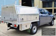BRAND NEW CHECKER PLATE UTE CANOPIES - TO COFFS HARBOUR Coffs Harbour 2450 Coffs Harbour City Preview