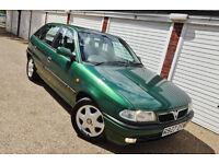 ## 1997 R Vauxhall Astra 1.6 LS Manual Long Mot ##