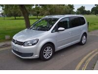 2011 VOLKSWAGEN,TOURAN 1.6 TDI BLUEMOTIONTECH SE,MANUAL,DIESEL,5 DRS,FULL VW SERVICE HSTRY,HPI CLEAR