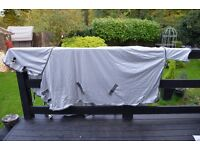6ft horse fly sheet with neck