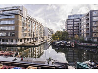 Beautiful high spec two bedroom with en-suite located in Canalside development in Islington