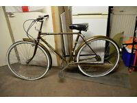 "Vintage 1974 Raleigh Esquire | Gents town bike | 19"" frame 