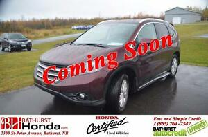 2014 Honda CR-V EX Honda Certified! Power Moonroof! Heated Seats
