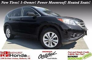 2014 Honda CR-V EX Honda Certified! New Tires! 1-Owner! No Accid