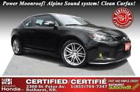 2011 Scion tC One of a Kind! Certified! No Accident! Alpine Soun