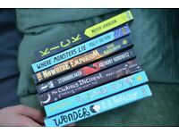Selection of seven books age 8-12 years