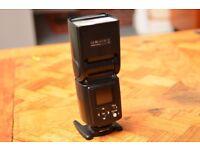 Nissin Di866 Mark II Professional Flash For Nikon (similar to SB900)