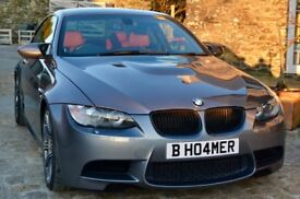 BMW M3 - DCT EDC **LOW MILEAGE**