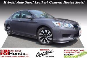 2015 Honda Accord Hybrid Touring Hybrid! Auto Start! Leather! Ca