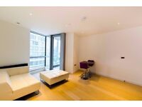 MODERN 1 BEDROOM FLAT IN CHARRINGTON TOWER*E14*INCLUDES PARKING