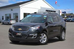 2014 Chevrolet Traverse LT! REDUCED! AWD! V6! 7-SEATER! PANO ROO