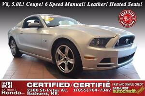 2014 Ford Mustang GT WOW!!! LIKE NEW! Low Mileage! V8, 5.0L! Cou