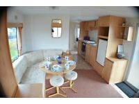 Static caravan For Sale Scotland ****** nr Dumfries Carlisle Hamilton Lanarkshire £13994