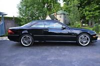 2005 Mercedes-Benz  CL65 AMG Coupé (2 portes)