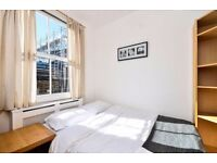 Self contained studio in West Kensington available now for SHORT or LONG Let £300pw