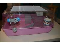 Hamster / gerbil / mouse cage - excellent condition
