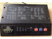 YAMAHA QX5 Digital Sequence Recorder