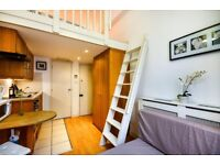 Split level studio in Pimlico *ALL UTILITY BILLS INCLUDED*