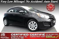 2014 Kia Rio LX Like New Except the Price!!! Certified! Low Mil