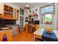 One double bedroom garden flat to rent