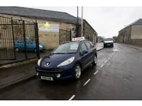 Peugeot 207 Sport SW HDI for sale Kirkcaldy - Full year MOT and 3 month warranty!
