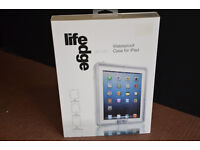 1 x waterproof Ipad case by 'life edge', (new in box )(RRP £99.00) £40.00
