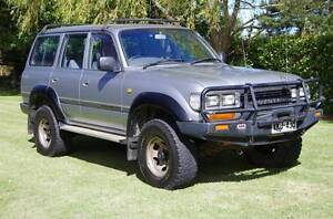 1993 Toyota LandCruiser Wagon GXL80 Mylor Adelaide Hills Preview
