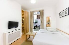 MODERN Studio Apartment in Pimlico/Victoria (ZONE 1, CENTRAL LONDON)