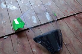 kawasaki zx10r 2016 Fairing Screen Original