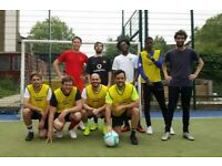 PLAY FRIENDLY FOOTBALL GAMES IN ROMFORD / CHADWELL HEATH /HORNCHURCH players and teams wanted