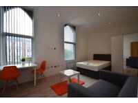 Luxury Studio Apartment, Fully Furnished Throughout - Ideal for Uni of Leicester Students