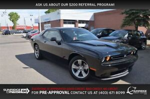 2015 Dodge Challenger SXT, HEATED SEATS, PARK ASSIST, BLUETOOTH