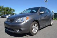 2008 Toyota Matrix XR / AUTO / AIR / CRUISE / GROUPE ELECTRIQUE