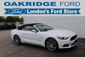 2016 Ford Mustang LOADED, HEATED/COOLED PREMIUM LEATHER SEATS, C