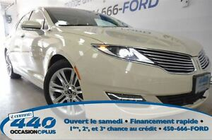 2015 Lincoln MKZ * Cuir, Toit, Navigation *