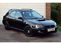 2004 Subaru Impreza Turbo WRX Newage, Blobeye, Modified, Full 12 Months MOT