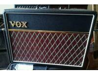 * VOX AC10 C1 * 10 WATT ALL VALVE AMP * MINT & LITTLE USED *