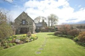 Rural 3 Double bed house with countryside views