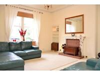 Spacious 1 bed ground floor flat with shared garden