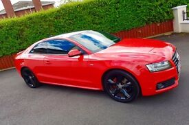 Rare and eye catching Audi A5