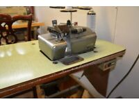 Industrial Over-lock sewing machine
