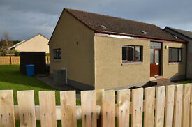 2 Bedroom Semi detached family home situated in the lovely village of Golspie in Sutherland