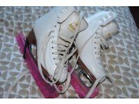 Jackson Artiste Ice Skates Child Size 11
