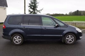 Ford Galaxy. 1.9 ltr turbo diesel. Good family car. 12 Months MOT