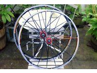 Mavic Ksyrium ES road racing bike wheels wheelset 700c clincher Super Light like SL