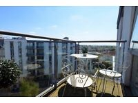 Stunning 2 Bedroom Apartment - Great West Quarter - Balcony & Parking