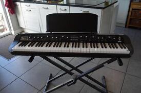 Korg SV-1 Black STAGE VINTAGE PIANO (73 keys)