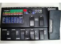 DigiTech GNX3000 Guitar Multi Effects Pedal (with bag)