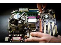 PC/Computer/Laptop Repair Service/web design/IT Support Services/PC Maintenance/server/